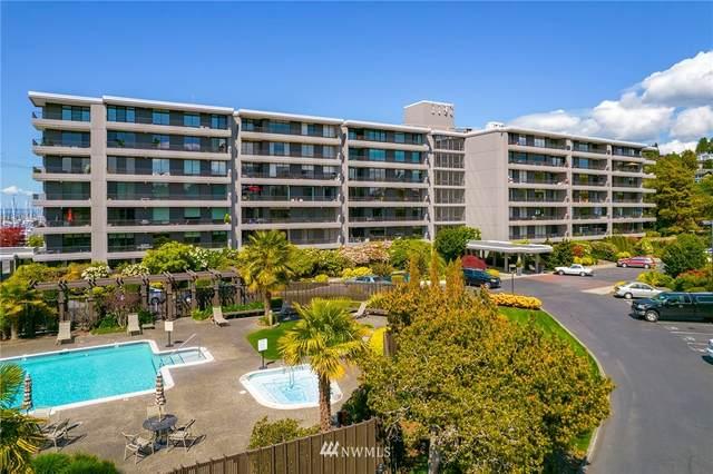 6535 Seaview Avenue NW 104B, Seattle, WA 98117 (#1767770) :: Alchemy Real Estate