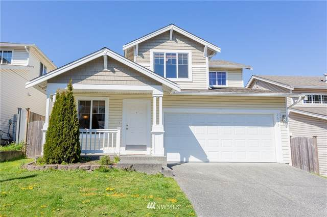 2625 SW 140th Place #4, Lynnwood, WA 98087 (#1767782) :: Ben Kinney Real Estate Team