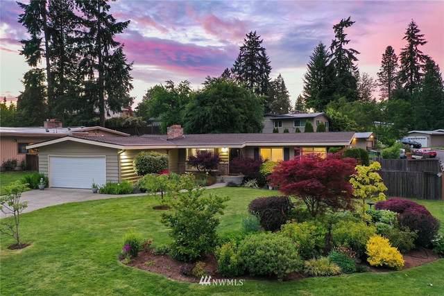 16644 SE 16th Street, Bellevue, WA 98008 (#1767795) :: Keller Williams Western Realty
