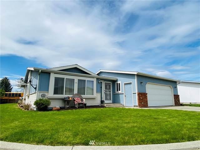 1100 S Rosewood #115, Ellensburg, WA 98926 (#1767819) :: M4 Real Estate Group