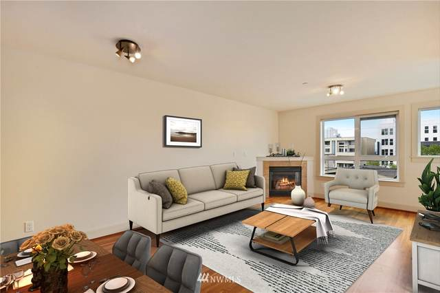 319 Summit Avenue E #203, Seattle, WA 98102 (#1767884) :: Ben Kinney Real Estate Team