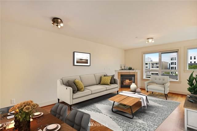 319 Summit Avenue E #203, Seattle, WA 98102 (#1767884) :: The Shiflett Group
