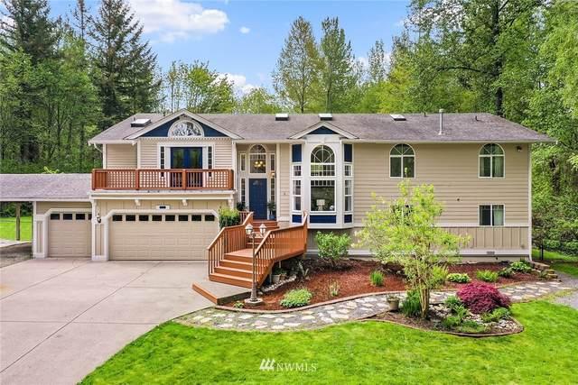 24828 124th Street SE, Monroe, WA 98272 (#1767885) :: Mike & Sandi Nelson Real Estate