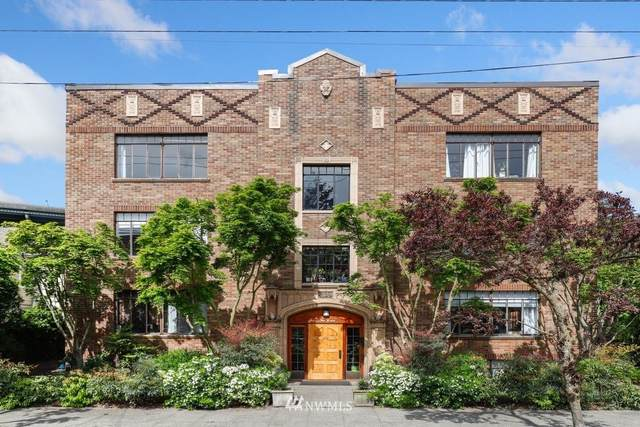 3121 Franklin Avenue E #34, Seattle, WA 98102 (#1767931) :: Provost Team | Coldwell Banker Walla Walla
