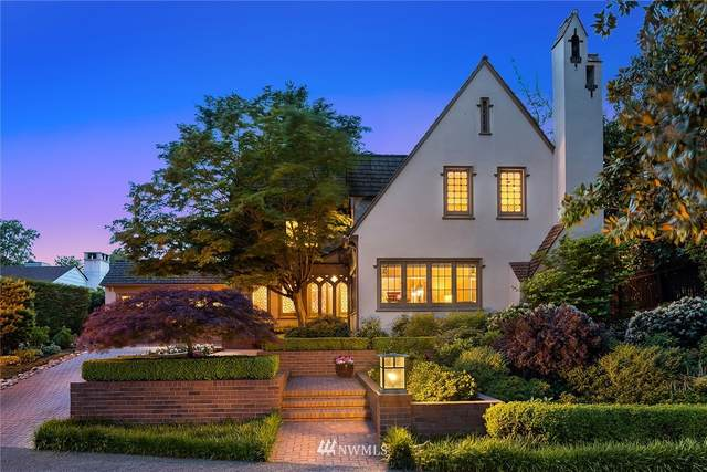 1233 Shenandoah Drive E, Seattle, WA 98112 (#1767958) :: NextHome South Sound