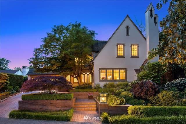 1233 Shenandoah Drive E, Seattle, WA 98112 (MLS #1767958) :: Community Real Estate Group