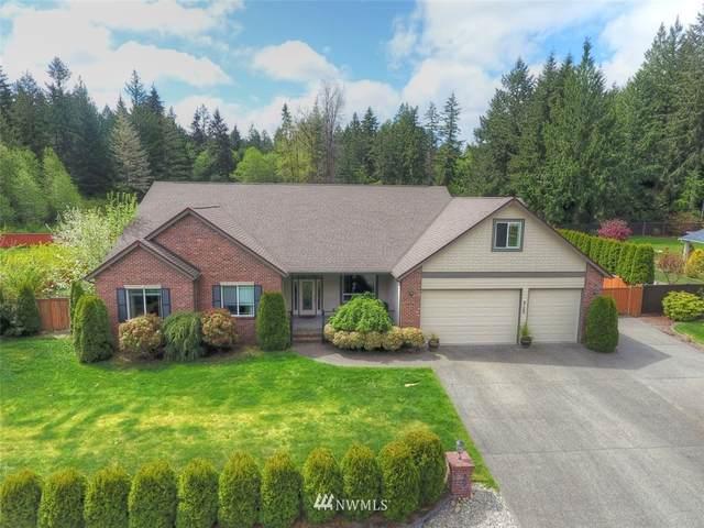 9122 Fox Ridge Lane SE, Olympia, WA 98513 (#1768057) :: Beach & Blvd Real Estate Group