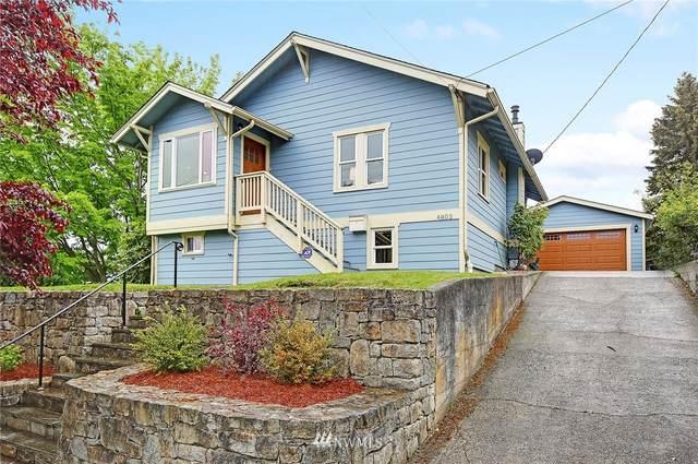 4803 SW Dakota Street, Seattle, WA 98116 (#1768073) :: Ben Kinney Real Estate Team