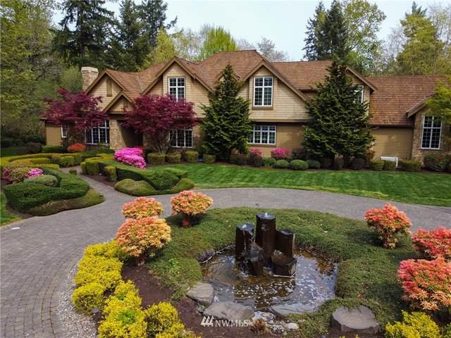 8024 255th Avenue NE, Redmond, WA 98053 (#1768077) :: Ben Kinney Real Estate Team