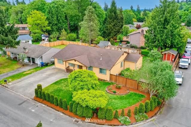 4613 S 256th Street, Kent, WA 98032 (MLS #1768172) :: Community Real Estate Group