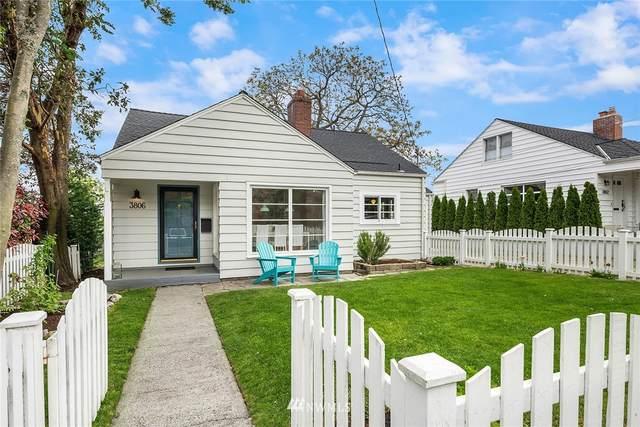 3806 W Bertona Street, Seattle, WA 98199 (#1768201) :: Ben Kinney Real Estate Team