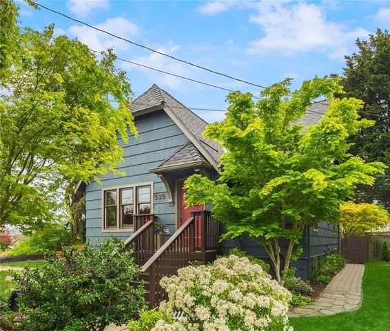 525 N 71st Street, Seattle, WA 98103 (#1768218) :: Icon Real Estate Group