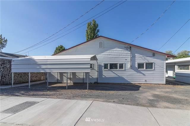 214 W Main Street, Soap Lake, WA 98851 (#1768227) :: Keller Williams Western Realty