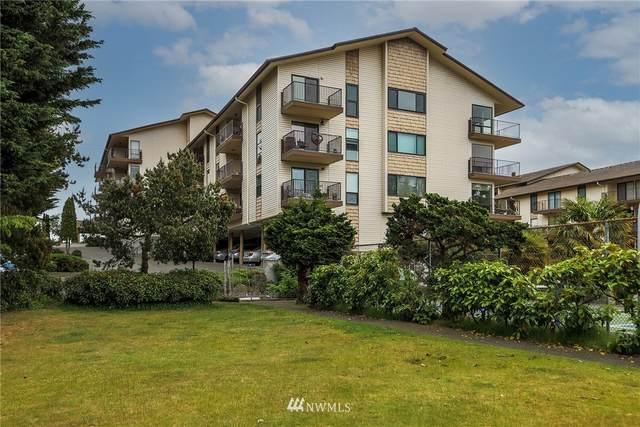 13229 Linden Avenue N 406B, Seattle, WA 98133 (#1768266) :: Beach & Blvd Real Estate Group