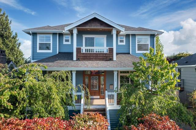 2825 NW 59th Street, Seattle, WA 98107 (#1768310) :: Provost Team | Coldwell Banker Walla Walla