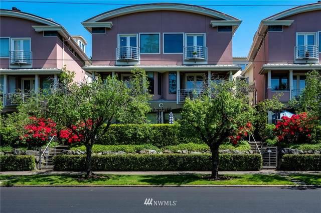 7700 E Green Lake Drive N C11, Seattle, WA 98103 (#1768314) :: Pickett Street Properties