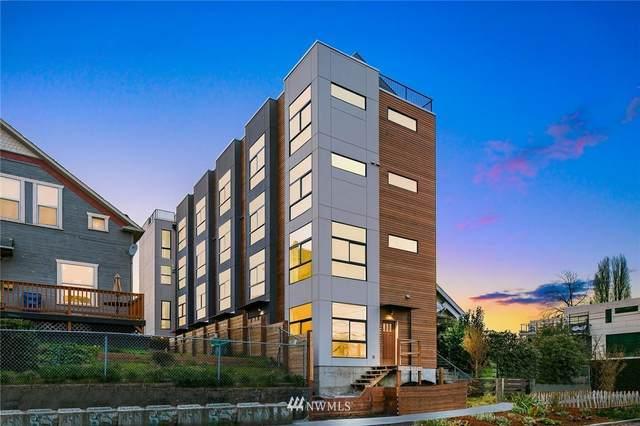 1431 24th Avenue, Seattle, WA 98122 (#1768350) :: Icon Real Estate Group