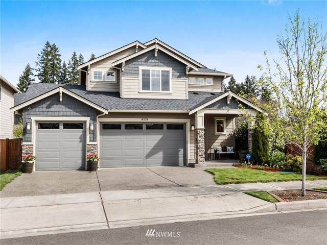 8338 48th Court SE, Lacey, WA 98503 (#1768410) :: Mike & Sandi Nelson Real Estate