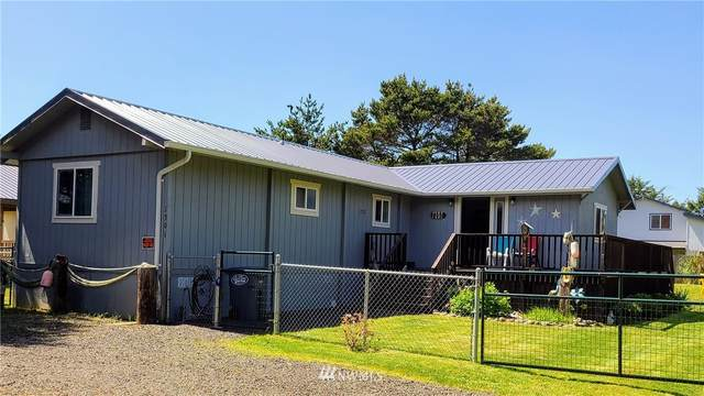 1301 Oceano Drive, Grayland, WA 98547 (MLS #1768444) :: Community Real Estate Group