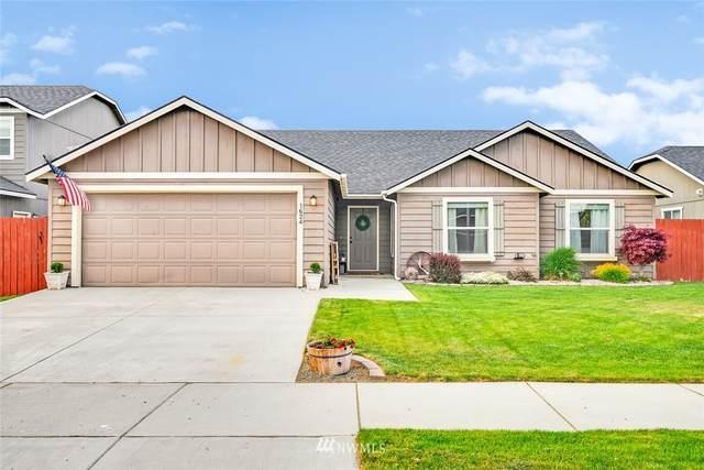 1624 E Truman Drive, Moses Lake, WA 98837 (#1768482) :: Mike & Sandi Nelson Real Estate