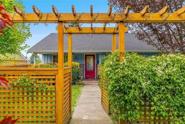5953 45th Avenue SW, Seattle, WA 98136 (#1768550) :: Provost Team   Coldwell Banker Walla Walla