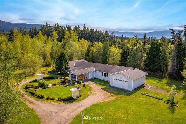 3533 Chicken Coop Road, Sequim, WA 98382 (#1768582) :: Ben Kinney Real Estate Team