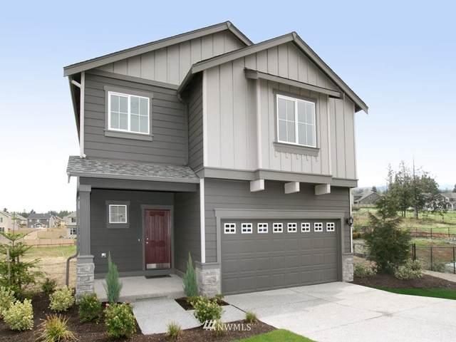 18762 107th Avenue Ct E #737, Puyallup, WA 98374 (#1768613) :: Ben Kinney Real Estate Team