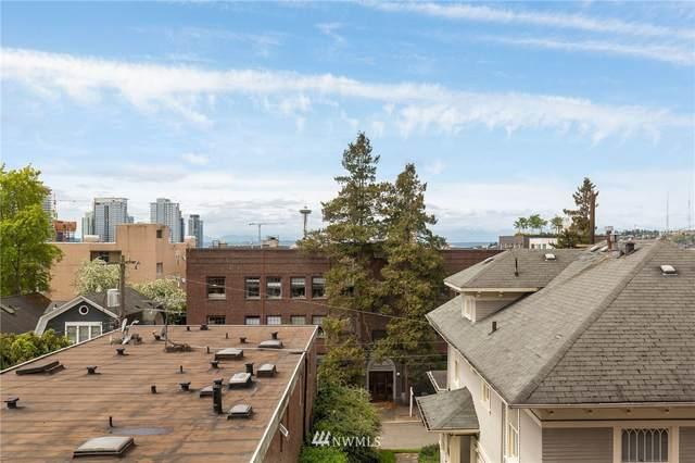 325 Harvard Avenue E #404, Seattle, WA 98102 (#1768634) :: Icon Real Estate Group