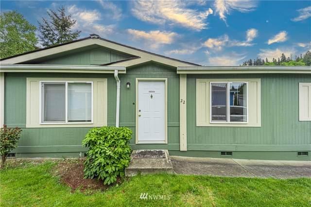 15400 SE 155th Place #22, Renton, WA 98058 (#1768649) :: Alchemy Real Estate