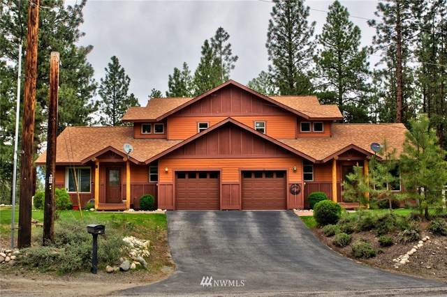 36 Horizon Flats Road, Winthrop, WA 98862 (#1768662) :: Keller Williams Western Realty