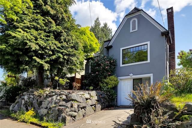 323 N 46th Street, Seattle, WA 98103 (#1768670) :: Alchemy Real Estate
