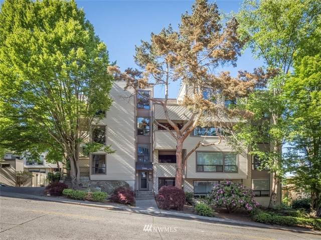 2500 W Manor Place #317, Seattle, WA 98199 (#1768676) :: Front Street Realty