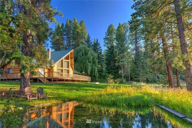 6030 Upper Peoh Point Road, Cle Elum, WA 98922 (#1768681) :: Northwest Home Team Realty, LLC