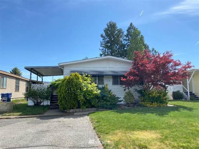 1608 N Western #28, Wenatchee, WA 98801 (#1768710) :: Ben Kinney Real Estate Team