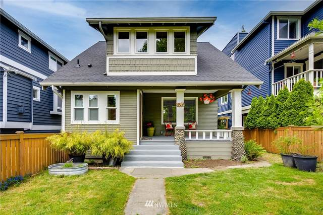 2634 NW 87th Street, Seattle, WA 98117 (#1768732) :: Beach & Blvd Real Estate Group
