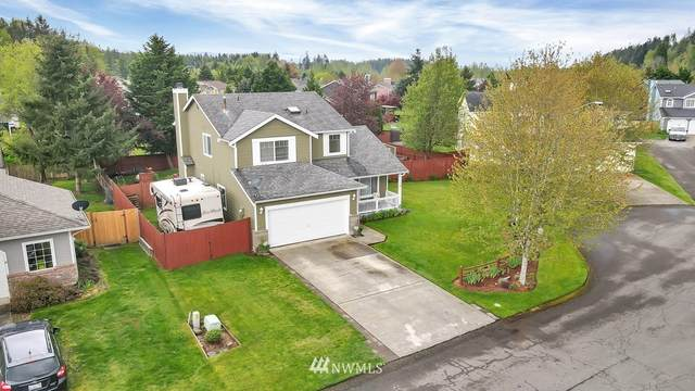 25318 153rd Street Ct E, Buckley, WA 98321 (#1768739) :: Provost Team | Coldwell Banker Walla Walla
