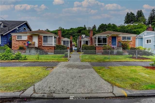 2546 /2550  56TH Avenue SW, Seattle, WA 98116 (#1768760) :: Keller Williams Western Realty