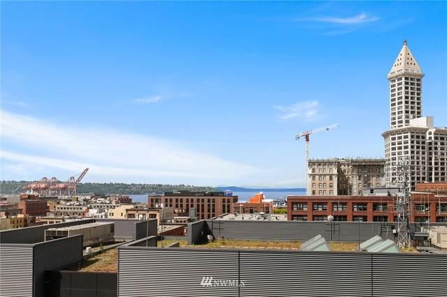108 5th Avenue S #601, Seattle, WA 98104 (#1768817) :: Icon Real Estate Group