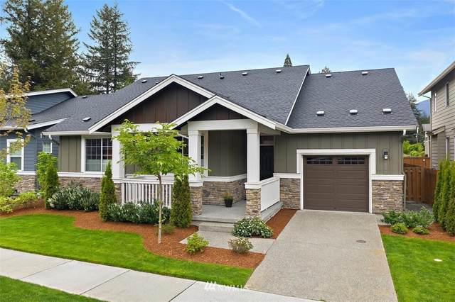 1254 Haystack Avenue SE, North Bend, WA 98045 (#1768820) :: Keller Williams Realty