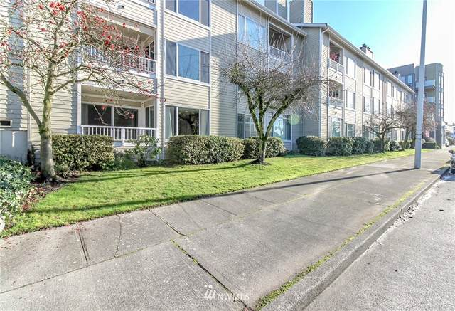 2421 SW Trenton Street #107, Seattle, WA 98106 (#1768851) :: Better Homes and Gardens Real Estate McKenzie Group