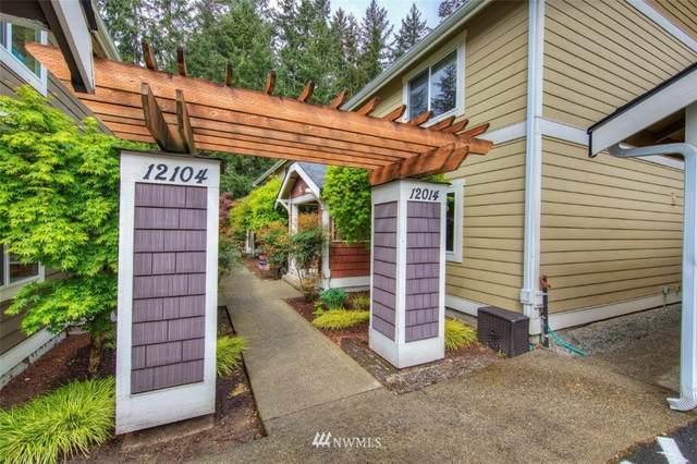 12014 113th Avenue Ct E #17, Puyallup, WA 98374 (#1768869) :: Mike & Sandi Nelson Real Estate