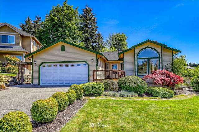 1383 NE Amber Court, Poulsbo, WA 98370 (#1768880) :: Better Homes and Gardens Real Estate McKenzie Group