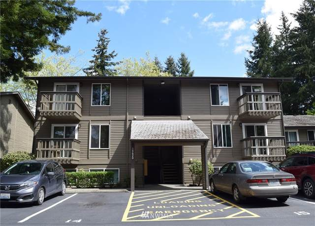 14620 NE 35th Street #205, Bellevue, WA 98007 (#1768902) :: The Torset Group
