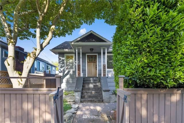 5018 35th Avenue NE, Seattle, WA 98105 (#1768934) :: Icon Real Estate Group