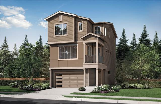 13322 23rd Drive SE #15, Mill Creek, WA 98012 (#1769000) :: The Torset Group