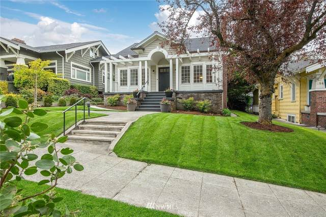 842 E Gwinn Place, Seattle, WA 98102 (#1769021) :: Ben Kinney Real Estate Team