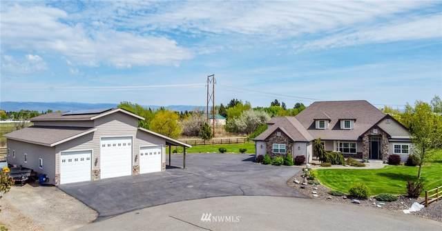 110 Kyler Lane, Ellensburg, WA 98926 (MLS #1769034) :: Nick McLean Real Estate Group