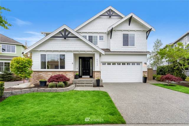 6423 W Crest View Loop SE, Snoqualmie, WA 98065 (#1769092) :: Alchemy Real Estate