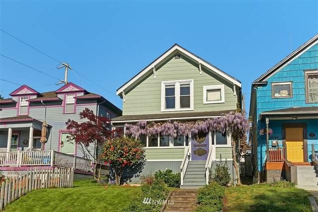 2505 Grand Avenue, Everett, WA 98201 (#1769141) :: Provost Team | Coldwell Banker Walla Walla