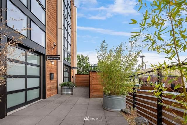 617 Aloha Street, Seattle, WA 98109 (#1769157) :: Lucas Pinto Real Estate Group